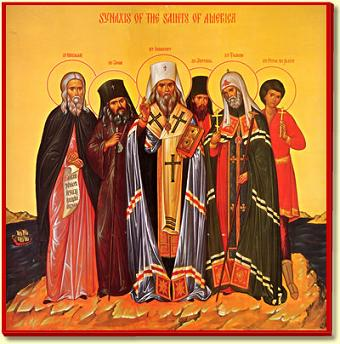 Synaxis of Saints of America