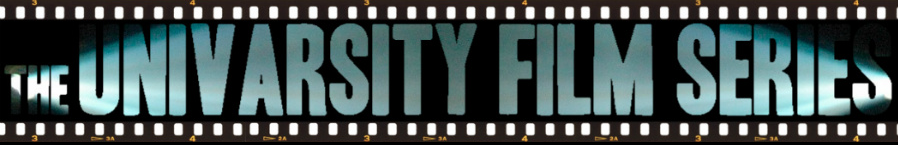 Univarsity Film Series logo