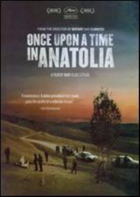 Movie Poster for Once Upon a Time in Anatolia