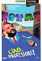 Movie Poster for Ciao, Professore!