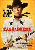 Movie Poster for Casa de mi Padre