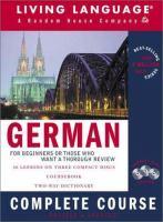 German Language Audiobook