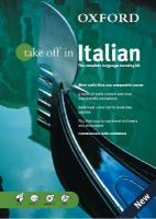 Italian Language Audiobook