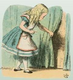 Picture of Alice from Alice's Adventures on Wonderland