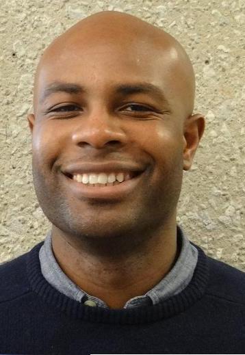 Headshot of Ikee Gibson