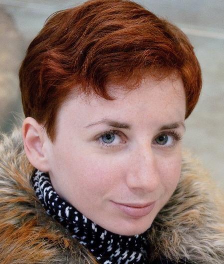 Headshot of Maria Maistovskaya